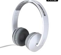 (1008787) Наушники Gorsun GS-785 (white) с микрофоном и регулятором громкости