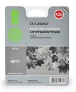(1001563) Картридж струйный Cactus CS-CLI426GY серый для Canon Pixma MG6140/ MG8140 (8,2ml)