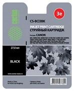 (3330016)  Картридж струйный Cactus CS-BCI3BK черный для принтеров CANON BJC-3000/  BJC-6000/  BJC-6100/  BJC-6200/  BJC-6200S; S400/  S450; i560/  i560S/  i860/  i865; C100; MP390/  MPC400/  MP700