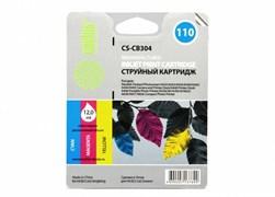 (1001196)  Картридж струйный CACTUS  №110 color для принтеров HP PhotoSmart A310/ A311/ A314/ A316 / A320/ A430/ A432 / A433/ A434/ A436 / A440