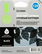 (1004330) Картридж струйный Cactus CS-C9364 черный для №129 HP 8053/8753/5943/2573 DeskJet 5900 series (18ml)