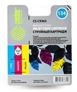 (1004329) Картридж струйный Cactus CS-C9363 цветной для №134 HP DJ460/ 5740/ 5743/ 5793/ 5940 (18ml)
