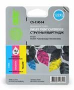(1001313) Картридж струйный Cactus CS-CH564 №122XL многоцветный (18мл) для HP DJ 1050/2050/2050s