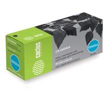 (80327)  Картридж лазерный CACTUS CS-Q6000A черный для принтеров HP Color LaserJet 1600/ 2600N/ M1015/ M1017, 2500 стр.