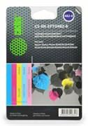 (1001540) Заправка для перезаправляемых картриджей CACTUS CS-RK-EPT0482-6 для Epson Stylus R200, цветная, 5x3