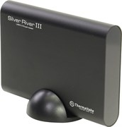"(1008850) Мобильный корпус для HDD 3.5"" Thermaltake Silver River III 5G ST-002-E31U3E-A1, USB3.0, Silver"