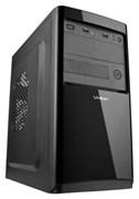 (1008848) Корпус VELTON  7802A-D BLACK mATX (400W 80mmFan) USB3.0+audio}