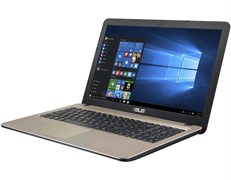 "(1008925) Ноутбук Asus X540SA-XX032T Intel Pentium N3700, 2Gb, 500Gb, Intel HD Graphics, 15.6"", HD (1366x768), Windows 10, Black, WiFi, BT, Cam, (90NB0B31-M00800)"