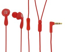 (1008994) Наушники с микрофоном REMAX RM-505 (red)