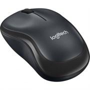 (1008978) Мышь Logitech Wireless Mouse M220 SILENT Charcoal [910-004878]