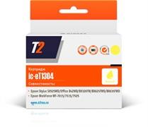 (1009014) T2 C13T13034010 Картридж T2 (IC-ET1303) для Epson Stylus SX525WD/Office B42WD/BX320FW/WF7015/7515, пурпурный  с чипом