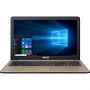 "(1009062) Ноутбук ASUS X540YA, E1 7010, 15.6"" HD, 2Gb, 500Gb, Wi-Fi, Bluetooth, CAM, DOS, Black (90NB0CN1-M00660)"