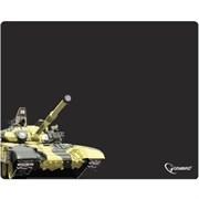 "(1009123) Коврик для мыши, Gembird MP-GAME13, рисунок- ""танк"", размеры 437*350*3мм"