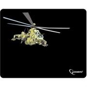 """(1009122) Коврик для мыши, Gembird MP-GAME9, рисунок- """"вертолет"""", размеры 250*200*3мм"""