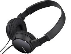 (1009163) Наушники накладные Sony MDRZX110B.AE 1.2м черный проводные