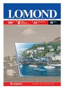 (1009155) Пленка Lomond 0710421 A4/10л./прозрачный универсальная (с покрытием)