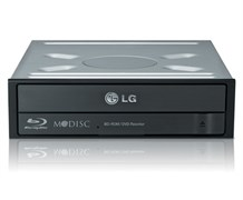 (1009148) Привод Blu-Ray LG CH12NS30 черный SATA M-Disk внутренний oem