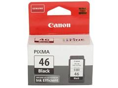 (1009251) Картридж струйный Canon PG-46 9059B001 черный для Canon Pixma E404/E464 (15мл)