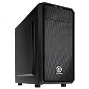 (1009280) Корпус Thermaltake Versa H15 черный без БП mATX 4x120mm 1xUSB2.0 1xUSB3.0 audio bott PSU