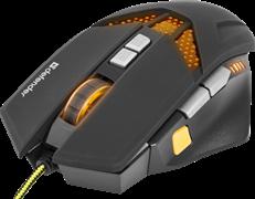 (1009322) Мышь Defender Warhead GM-1780, игровая, 1000-2500 dpi (52780)