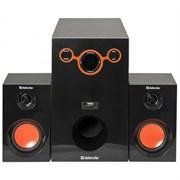 (1009315) Колонки Defender SIROCCO M30 PRO, 2.1, черные, 20+2*5W, FM, SD/USB, пульт ДУ