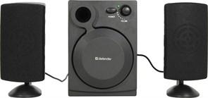 (1009309) Колонки Defender Z3 , 2.1, черные, 4 Вт, питание от USB