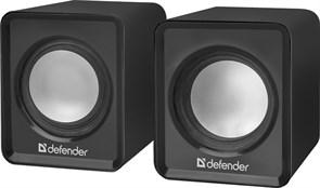 (1009308) Колонки Defender SPK 22 черные, 2.0, 5 Вт