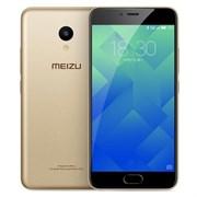 "(1009383) Смартфон Meizu M5 MT6750, 3gb, 32gb, Mali-T860, 5.2"", IPS (1280x720), Android 6, GOLD, 3G, 4G/LTE, WiFi, GPS/ГЛОНАСС, BT, Cam, 3070mAh [M611H-32-GOLD]"