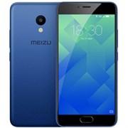 """(1009382) Смартфон Meizu M5 MT6750, 3gb, 32gb, Mali-T860, 5.2"""", IPS (1280x720), Android 6, Blue, 3G, 4G/LTE, WiFi, GPS/ГЛОНАСС, BT, Cam, 3070mAh [M611H-32-BLUE]"""