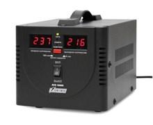 (1009380) Стабилизаторы напряжения Powerman AVS 1000D (220В±8% 1000ВА,8А,КПД 98%, циф. индикация вх./вых.)