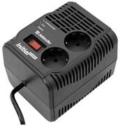 (1009378) Стабилизатор напряжения Defender AVR Initial 1000 VA [99018] {стабилизатор напр., 1000VA}