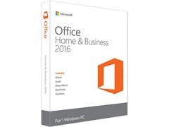 (1009368) Офисное приложение Microsoft Office Home and Business 2016 Rus CEE Only No Skype BOX (T5D-02705)