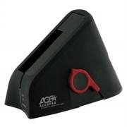 """(1002610) Док станция для HDD AgeStar 3UBT 2.5""""&3.5"""" HDD USB3.0 Black"""