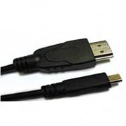 (1002600) Кабель HDMI Ningbo miniM/M 5m позолоченные контакты ферритовые кольца Blister box