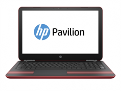 "(1009415) Ноутбук HP Pavilion 15-au124ur Core i3 7100U, 4Gb, 1Tb, DVD-RW, Intel HD Graphics 620, 15.6"", HD (1366x768), Windows 10 64, red, WiFi, BT, Cam (Z6K50EA)"