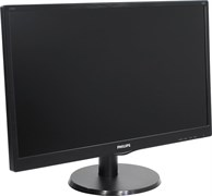 "(1009412) Монитор Philips 23.6"" 243V5QSBA (00/01) черный VA LED 16:9 DVI Mat 250cd"