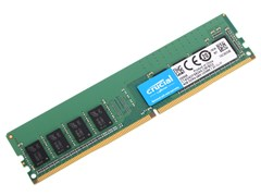 (1009410) Память DDR4 4Gb 2400MHz Crucial CT4G4DFS824A RTL PC4-19200 CL17 DIMM 288-pin 1.2В kit single rank