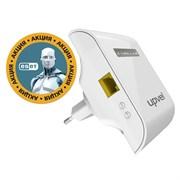(1009426) Повторитель беспроводного сигнала Upvel UA-342NR Wi-Fi 802.11ac 750, 2.4 ГГц / 5 ГГц.