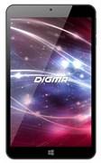 "(1009448) Планшет Digma EVE 8800 3G Atom Z3735F (1.33) 4C, RAM1Gb, ROM16Gb 8"" IPS 1280x800, 3G, Windows 10, темно-серый, 2Mpix, 0.3Mpix, BT, WiFi, Touch, microSD 32Gb, minUSB, 4000mAh"