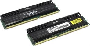 (1009443) Память DDR3 2x4Gb 1600MHz Patriot PV38G160C9K RTL PC3-12800 CL9 DIMM 240-pin 1.5В