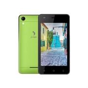 "(1009513) Смартфон Jinga A400 зелёный SC7731С 4х1.2GHz, Mali-400 MP2, 512Mb, 4Gb, 4"" (800x480), Android 5.1, 3G, WiFi, BT, GPS, 2Sim, 1400Ah (JA400GRN)"