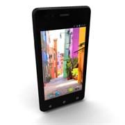 "(1009512) Смартфон Jinga A400 оранжевый SC7731С 4х1.2GHz, Mali-400 MP2, 512Mb, 4Gb, 4"" (800x480), Android 5.1, 3G, WiFi, BT, GPS, 2Sim, 1400Ah (JA400OR)"
