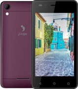 "(1009511) Смартфон Jinga A400 пурпурный SC7731С 4х1.2GHz, Mali-400 MP2, 512Mb, 4Gb, 4"" (800x480), Android 5.1, 3G, WiFi, BT, GPS, 2Sim, 1400Ah (JA400PUR)"