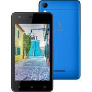 """(1009510) Смартфон Jinga A400 синий SC7731С 4х1.2GHz, Mali-400 MP2, 512Mb, 4Gb, 4"""" (800x480), Android 5.1, 3G, WiFi, BT, GPS, 2Sim, 1400Ah (JA400BL)"""