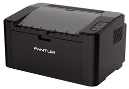 (1009517) Pantum P2207 (принтер, лазерный, монохромный, А4, 20 стр/мин, 1200 X 1200 dpi, 64Мб RAM, лоток 150 листов, USB, черный корпус)