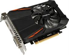 (1009550) Видеокарта Gigabyte PCI-E GV-N1050D5-2GD NV GTX1050 2048Mb 128b GDDR5 1354/7008 DVIx1/HDMIx1/DPx1/HD