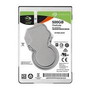 "(1009536) Жесткий диск Seagate Original SATA-III 500Gb ST500LX025 SSHD Firecuda (5400rpm) 128Mb 2.5"""