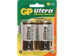 (1009525) Батарейка GP Super Alkaline 13A LR20 D (2шт)