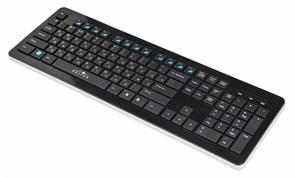 (1009604) Клавиатура Oklick 540S черный USB Multimedia
