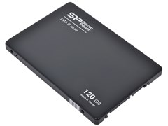 (1009593) Накопитель SSD Silicon Power SATA III 120Gb SP120GBSS3S60S25 S60 2.5""